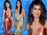 Mandatory Credit: Photo by Erik Pendzich/REX Shutterstock (5465030z)\n Brooke Burke-Charvet\n 11th Annual UNICEF Snowflake Ball, New York, America - 01 Dec 2015\n \n