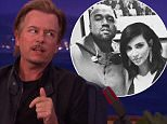 David Spade speaks out on Kardashians on CONAN