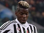 TURIN, ITALY - NOVEMBER 25:  Paul Pogba (L) of Juventus is challenged by Jesus Navas of Manchester City FC during the UEFA Champions League group stage match between Juventus and Manchester City FC at Juventus Arena on November 25, 2015 in Turin, Italy.  (Photo by Valerio Pennicino/Getty Images)