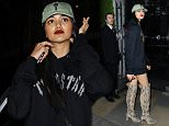 2 December 2015. Neelam Gill seen arriving at the Trapstar party at the Edition Hotel in London this evening.  Credit: GoffPhotos.com   Ref: KGC-102