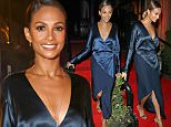 Various Celebs are seen here leave The Cosmopolitan Ultimate Women Of The Year Awards 2015 held at One Mayfair in London.  Pictured: Alesha Dixon Ref: SPL1188611  021215   Picture by: WeirPhotos / Splash News  Splash News and Pictures Los Angeles: 310-821-2666 New York: 212-619-2666 London: 870-934-2666 photodesk@splashnews.com