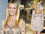 NEW YORK, NY - DECEMBER 02:  Gwyneth Paltrow attends the goop markt grand opening at The Shops at Columbus Circle on December 2, 2015 in New York City.  (Photo by Jenny Anderson/WireImage)