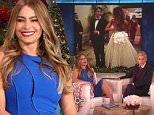 The newlywed actress tells Ellen about tying the knot with Joe Manganiello!