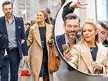 EXCLUSIVE: LeAnn Rimes and Eddie Cibrian are all smiling while hand-in-hand walking around in New York City\n\nPictured: LeAnn Rimes and Eddie Cibrian\nRef: SPL1186485  011215   EXCLUSIVE\nPicture by: Felipe Ramales / Splash News\n\nSplash News and Pictures\nLos Angeles: 310-821-2666\nNew York: 212-619-2666\nLondon: 870-934-2666\nphotodesk@splashnews.com\n