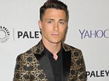 """The Paley Center For Media's 32nd Annual PALEYFEST LA 2015 Presents """"Arrow"""" held at The Dolby Theatre on March 14, 2015....Pictured: Colton Haynes..Ref: SPL976390  140315  ..Picture by: Fitzroy/Jen Lowery/ Splash News....Splash News and Pictures..Los Angeles: 310-821-2666..New York: 212-619-2666..London: 870-934-2666..photodesk@splashnews.com.."""
