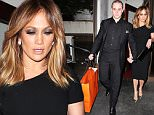 EXCLUSIVE: Jennifer Lopez and Casper Smart dined at Madeos with friends dressed in all black.\n\nPictured: Jennifer Lopez, Casper Smart\nRef: SPL1187263  011215   EXCLUSIVE\nPicture by: TwisT / Splash News\n\nSplash News and Pictures\nLos Angeles: 310-821-2666\nNew York: 212-619-2666\nLondon: 870-934-2666\nphotodesk@splashnews.com\n