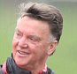 MANCHESTER, ENGLAND - NOVEMBER 24:  Wayne Rooney and Manager Louis van Gaal of Manchester United in action during a first team training session at Aon Training Complex on November 24, 2015 in Manchester, England.  (Photo by Matthew Peters/Man Utd via Getty Images)