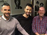 ITV's This Morning press release  - RYLAN CLARK AND NEW HUSBAND DAN CARRY.jpg