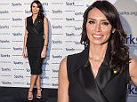 Mandatory Credit: Photo by James Gourley/REX Shutterstock (5470620i)\n Christine Bleakley\n Sparks Winter Ball, London, Britain - 03 Dec 2015\n \n