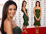 Michelle Keegan arriving at the Cosmopolitan Ultimate Women of the Year Awards at One Mayfair, London. PRESS ASSOCIATION Photo. Picture date: Wednesday December 2, 2015. Photo credit should read: Ian West/PA Wire