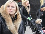 Mandatory Credit: Photo by Startraks Photo/REX Shutterstock (5470649a)\n Malin Akerman, Sebastian Zincone\n Malin Akerman out and about, New York, America - 03 Dec 2015\n Malin Akerman and Son Shopping in Soho\n
