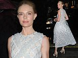 03.DECEMBER.2015 - LONDON - UK KATE BOSWORTH, THE 32 YEAR OLD AMERICAN ACTRESS AND MODEL WORE A LONG DRESS AND CARRIED A CLUTCH BAG CELEBRITIES ATTEND THE CHARLOTTE TILBURY'S NAUGHTY CHRISTMAS PARTY AND FLAGSHIP STORE LAUNCH PARTY, LONDON 2015. BYLINE MUST READ : XPOSUREPHOTOS.COM ***UK CLIENTS - PICTURES CONTAINING CHILDREN PLEASE PIXELATE FACE PRIOR TO PUBLICATION*** UK CLIENTS MUST CALL PRIOR TO TV OR ONLINE USAGE PLEASE TELEPHONE 0208 344 2007
