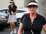 UK CLIENTS MUST CREDIT: AKM-GSI ONLY\nEXCLUSIVE: Westlake, CA - Caitlyn Jenner pumps up gas and stops by her favorite Jamba Juice to grab a smoothie to-go after hitting the Golf course this afternoon in Westlake. She wore a black polo tee with a matching plaid skirt and Adidas sneakers.\n\nPictured: Caitlyn Jenner\nRef: SPL1188898  031215   EXCLUSIVE\nPicture by: AKM-GSI / Splash News\n\n