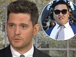 michael buble psy