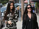 Beverly Hills, CA - Bravo's star Kyle Richards and her daughter Alexia Umansky arrive at Anastasia Nail Spa to get some pampering time and spend some mother-daughter time together. AKM-GSI      December 3, 2015 To License These Photos, Please Contact : Steve Ginsburg (310) 505-8447 (323) 423-9397 steve@akmgsi.com sales@akmgsi.com or Maria Buda (917) 242-1505 mbuda@akmgsi.com ginsburgspalyinc@gmail.com