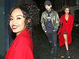 4 Dec 2015 - LONDON - UK  RITA ORA AND LEIGH-ANNE PINNOCK FROM GIRLBAND LITTLE MIX ALONG WITH BOYFRIEND JORDAN KIFFFIN WAS SEEN ATTENDING VAS J MORGAN THE TOWIE STARS BIRTHDAY PARTY AT THE LIBRARY PRIVATE MEMBERS CLUB IN LONDON.  BYLINE MUST READ : XPOSUREPHOTOS.COM  ***UK CLIENTS - PICTURES CONTAINING CHILDREN PLEASE PIXELATE FACE PRIOR TO PUBLICATION ***  **UK CLIENTS MUST CALL PRIOR TO TV OR ONLINE USAGE PLEASE TELEPHONE   44 208 344 2007 **