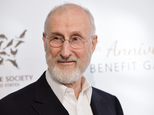 FILE - In this Saturday, March 29, 2014, file photo, actor James Cromwell arrives at The Humane Society Of The United States 60th Anniversary Benefit Gala on , in Beverly Hills, Calif. Cromwell was one of two people escorted from an upstate New York business event on Tuesday, Dec. 1, 2015, for protesting an award given to an energy company. (Photo by Richard Shotwell/Invision/AP, File)