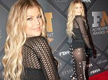 Footwear News Achievement Awards at the IAC Headquarters in NYC.\nFeaturing: Fergie\nWhere: New York, New York, United States\nWhen: 03 Dec 2015\nCredit: Kyle Blair/WENN.com