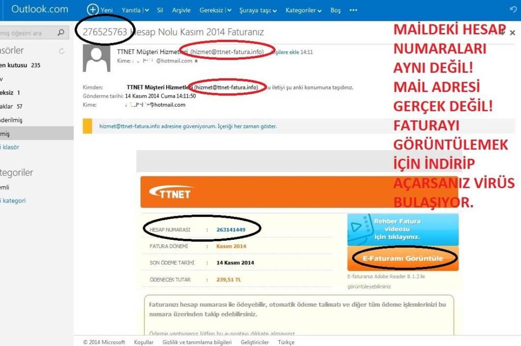 TTNET-E-FATURA-VİRÜSLÜ-MAİLİNE-DİKKAT-httpefatura.ttnet-fatura.info_