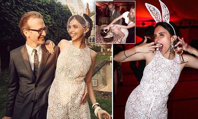 Prince Philip's godson Ashley Hicks in society's 1st ever Instagram wedding
