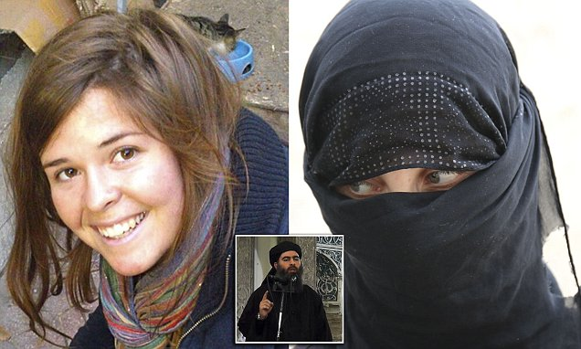 US hostage Kayla Mueller had her fingernails pulled out by ISIS before being raped