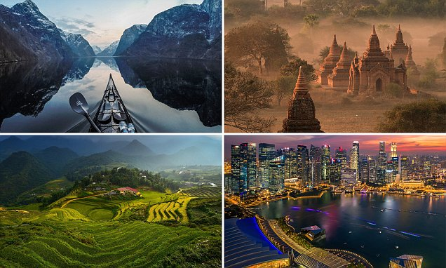 National Geographic Traveler photo assignment winner to cover an issue