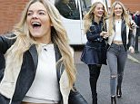 Picture Shows: Rita Ora, Louisa Johnson  December 07, 2015    'X Factor' finalist Louisa Johnson takes mentor and judge Rita Ora to her hometown in Grays, Essex. The pair were greeted with a warm welcome from the locals who came out to support their hometown hopeful.    Non Exclusive  WORLDWIDE RIGHTS    Pictures by : FameFlynet UK © 2015  Tel : +44 (0)20 3551 5049  Email : info@fameflynet.uk.com