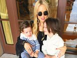 rachelzoeSnuggles with my angel boys ???? #kaiusjagger #skylermorrison after a fun holiday weekend #mommymoments #liveforthis #happychanukah XoRZ