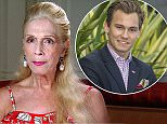 EMBARGO, NOT TO BE USED BEFORE 20:30 02 DEC 2015 - EDITORIAL USE ONLY - NO MERCHANDISING  Mandatory Credit: Photo by ITV/REX Shutterstock (5470029fh)  Lady Colin Campbell interviewed after leaving the jungle  'I'm A Celebrity...Get Me Out Of Here!' TV show, Australia - 02 Dec 2015