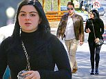 Picture Shows: Ariel Winter  December 06, 2015    'Modern Family' actress Ariel Winter and a male friend were spotted out and about in Beverly Hills, California.      The pair were all smiles as they happily spent their time together during their outing.      Exclusive - All Round  UK RIGHTS ONLY    Pictures by : FameFlynet UK © 2015  Tel : +44 (0)20 3551 5049  Email : info@fameflynet.uk.com