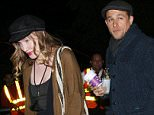 Charlie Hunnam And Morgana McNelis Attend A Private House Party in West Hollywood  Pictured: Charlie Hunnam And Morgana McNelis Ref: SPL1190554  051215   Picture by: Photographer Group / Splash News  Splash News and Pictures Los Angeles: 310-821-2666 New York: 212-619-2666 London: 870-934-2666 photodesk@splashnews.com