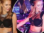 Mandatory Credit: Photo by Startraks Photo/REX Shutterstock (5479824l)\n Paris Hilton\n Paris Hilton djing at Wall, Miami, America - 04 Dec 2015\n Paris Hilton at Wall\n