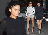 6.Dec 2015 - Miami Beach - America ***EXCLUSIVE PICTURES*** ***STRICT WEB EMBARGO UNTIL 10:00 HOURS GMT ON TUESDAY DECEMBER 8th, 2015***  Kylie Jenner, Hailey Baldwin and Anastasia Karanikolaou out for dinner at the Matador Room at The Miami Beach Edition Hotel! After spending about 2 hours in the restaurant, the girls went to a private party at The One Hotel. BYLINE MUST READ : XPOSUREPHOTOS.COM ***UK CLIENTS - PICTURES CONTAINING CHILDREN PLEASE PIXELATE FACE PRIOR TO PUBLICATION *** **UK CLIENTS MUST CALL PRIOR TO TV OR ONLINE USAGE PLEASE TELEPHONE  44 208 344 2007 ***