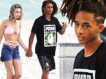 The son of Will and Jada Pinkett Smith, Jaden Smith stroll around Miami Beach with girlfriend Sarah Snyder in tow.\n\nPictured: jaden smith, sarah snyder\nRef: SPL1188916  061215  \nPicture by: Splash News\n\nSplash News and Pictures\nLos Angeles: 310-821-2666\nNew York: 212-619-2666\nLondon: 870-934-2666\nphotodesk@splashnews.com\n