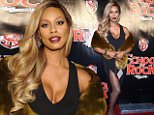 """eURN: AD*190085891  Headline: """"School Of Rock"""" Broadway Opening Night - Arrivals And Curtain Call Caption: NEW YORK, NY - DECEMBER 06:  Laverne Cox attends the """"School Of Rock"""" Broadway opening night at Winter Garden Theatre on December 6, 2015 in New York City.  (Photo by Brad Barket/Getty Images) Photographer: Brad Barket  Loaded on 07/12/2015 at 01:15 Copyright: Getty Images North America Provider: Getty Images  Properties: RGB JPEG Image (19552K 2198K 8.9:1) 2141w x 3117h at 96 x 96 dpi  Routing: DM News : GroupFeeds (Comms), GeneralFeed (Miscellaneous) DM Showbiz : SHOWBIZ (Miscellaneous) DM Online : Online Previews (Miscellaneous), CMS Out (Miscellaneous), UK - Used Pictures to be Paid (Miscellaneous)  Parking:"""