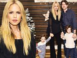 BEVERLY HILLS, CA - DECEMBER 06:  Designer Rachel Zoe, Rodger Berman and children attend the Baby2Baby Holiday Party Presented By Tiny Prints At Montage Beverly Hills on December 6, 2015 in Beverly Hills, California.  (Photo by Stefanie Keenan/Getty Images for Baby2Baby)