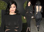 Kylie Jenner arrives to a Event in LA!  Pictured: kylie jenner Ref: SPL1188903  031215   Picture by: Holly Heads LLC / Splash News  Splash News and Pictures Los Angeles: 310-821-2666 New York: 212-619-2666 London: 870-934-2666 photodesk@splashnews.com