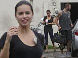 US & UK CLIENTS MUST ONLY CREDIT KDNPIX\\nEXCLUSIVE: Super model Adriana Lima and boyfriend Joe leaving boxing gym\\n\\nRef: SPL1189920  041215   EXCLUSIVE\\nPicture by: KDN2.0\\n\\nSplash News and Pictures\\nLos Angeles: 310-821-2666\\nNew York: 212-619-2666\\nLondon: 870-934-2666\\nphotodesk@splashnews.com\\n