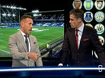 Craig Bellamy & Jamies Carragher speaking on MNF