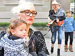 Gwen Stefani looks exhausted as she heads to church in studio city with her children\n\nPictured: Gwen Stefani, Apollo Rossdale, Kingston Rossdale, Zuma Rossdale\nRef: SPL1190261  061215  \nPicture by: Fern / Splash News\n\nSplash News and Pictures\nLos Angeles: 310-821-2666\nNew York: 212-619-2666\nLondon: 870-934-2666\nphotodesk@splashnews.com\n