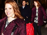 145651, Jessica Chastain seen out shopping in New York City. New York, New York - Thursday December 3, 2015. Photograph: © Darla Khazei, PacificCoastNews. Los Angeles Office: +1 310.822.0419 sales@pacificcoastnews.com FEE MUST BE AGREED PRIOR TO USAGE