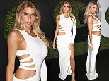 Mandatory Credit: Photo by REX Shutterstock (5470677bb)  Charlotte McKinney  GQ Men of the Year Party, Los Angeles, America - 03 Dec 2015