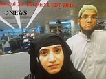ABC News obtained a new photo of terror couple Tashfeen Malik and Syed Rizwan Farook entering the US, Chief Investigative Correspondent Brian Ross reports. News organizations using any excerpts should credit/link to ABC?s Good Morning America.   Story Link: http://abcn.ws/1NQMWJ5    Welcome to America: New Photo Shows Terror Couple Entering US ·         BY BRIAN ROSS ·         MATTHEW MOSK ·         MICHELE MCPHEE ·         MEGAN CHRISTIE ·         JOSH MARGOLIN Dec 7, 2015, 6:55 AM ET ·           ·           ·           cid:2B3348CC-EB81-4080-A23F-64B42DCD8C56 ·           ·         Email Federal officials around the world today are urgently trying to track the backgrounds and contacts of the newly-married parents of a baby girl who killed 14 people in California last week in a suspected ISIS-inspired attack, as a new photograph emerged showing the future terrorists entering the U.S. together for the first time last year.   The image, apparently taken as the couple moved through custo