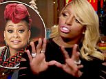"Published on Dec 7, 2015\nActress and former Housewife NeNe Leakes tells Andy Cohen that Raven-Symoné was in fact one of the co-hosts that wasn¿t kind to her during her recent appearance on ¿The View.¿\n\n""Watch What Happens"" as Bravo Andy Cohen interviews today's hottest celebrities.\n\nWatch WWHL Sun-Thu 11/10c\nSubscribe to our channel! http://goo.gl/efWzcY\n\nWatch more WWHL:\nWWHL Website: http://www.bravotv.com/watch-what-hap...\nFollow WWHL: https://twitter.com/BravoWWHL\nLike WWHL: https://www.facebook.com/WatchWhatHap...\nWWHL Tumblr: http://bravowwhl.tumblr.com/\n\nWatch More Bravo:\nBravo Website: http://www.bravotv.com/\nBravo Youtube: http://www.youtube.com/videobybravo\nFollow Bravo: http://www.twitter.com/bravotv\nLike Bravo: https://www.facebook.com/BRAVO\nPin Bravo: http://www.pinterest.com/bravobybravo\nBravo Instagram: http://www.instagram.com/bravotv\nBravo Tumblr: http://bravotv.tumblr.com/\n\nNeNe Leaks Calls Raven-Symoné Shady - WWHL\nCategory\nEntertainment\nLi"