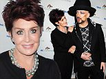 Mandatory Credit: Photo by CCN/REX Shutterstock (5479854aj)\n Sharon Osbourne, Boy George\n Cyndi Lauper & Friends: Home for the Holidays benefit concert, New York, America - 05 Dec 2015\n \n