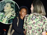 6 Dec 2015 - MIAMI - USA\n** EXCLUSIVE ALL ROUND PICTURES **\nJaden Smith was seen leaving the W hotel in South Beach accompanied by a mystery girl\nBYLINE MUST READ : XPOSUREPHOTOS.COM\n***UK CLIENTS - PICTURES CONTAINING CHILDREN PLEASE PIXELATE FACE PRIOR TO PUBLICATION ***\n**UK CLIENTS MUST CALL PRIOR TO TV OR ONLINE USAGE PLEASE TELEPHONE  44 208 344 2007 ***