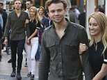 5SOS member Ashton Irwin and girlfriend Bryana Holly were seen shopping at The Grove in West Hollywood, California\n\nPictured: Ashton Irwin, Bryana Holly\nRef: SPL1190388  051215  \nPicture by: Splash News\n\nSplash News and Pictures\nLos Angeles: 310-821-2666\nNew York: 212-619-2666\nLondon: 870-934-2666\nphotodesk@splashnews.com\n