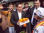Gary Neville in Valencia 3/12/15 Pic : Xclusive pix