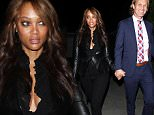 Tyra Banks And Erik Asla Attend A Private House Party in West Hollywood\n\nPictured: Tyra Banks And Erik Asla\nRef: SPL1190552  051215  \nPicture by: Photographer Group / Splash News\n\nSplash News and Pictures\nLos Angeles: 310-821-2666\nNew York: 212-619-2666\nLondon: 870-934-2666\nphotodesk@splashnews.com\n