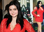 Ariel Winter attends the Brooks Brothers 2nd Annual Holiday Party on Saturday, Dec. 5, 2015, in Beverly Hills, Calif. (Photo by Rich Fury/Invision/AP)